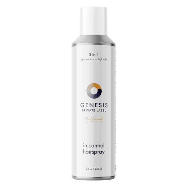 private label hairspray