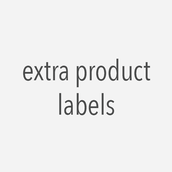 genesis extra product labels
