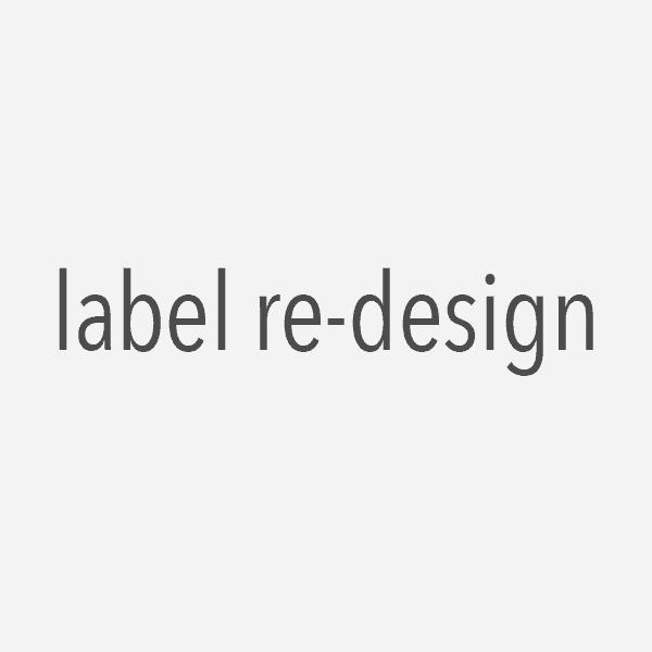 genesis label redesign