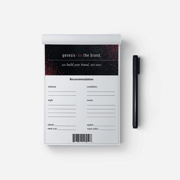 genesis prescription pad