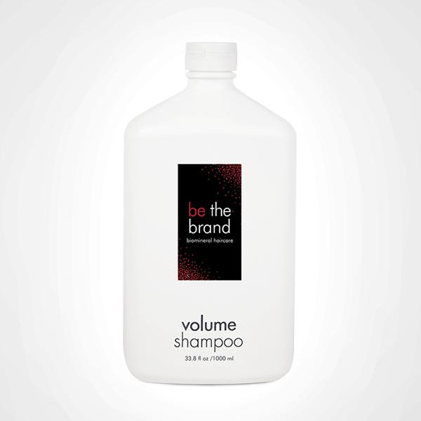 private label volume shampoo