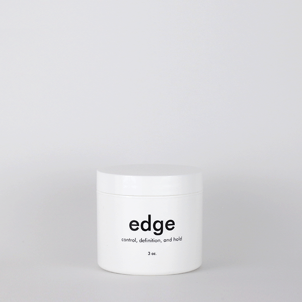 edge control salon product with your salon's label by genesis