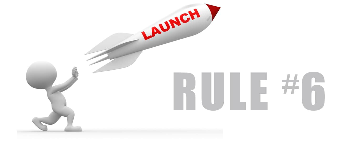your private label launch (or failure to launch)